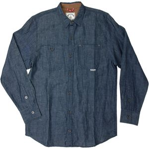 Iron and Resin Trucker Shirt - Long-Sleeve - Men's