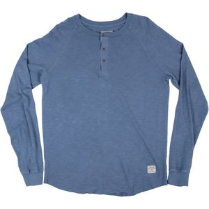 Iron and Resin Dweller Henley Shirt - Long-Sleeve - Men's