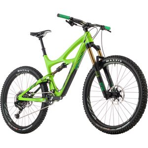 Ibis Mojo HD3 Carbon X01 Eagle Werx Complete Mountain Bike - 2017