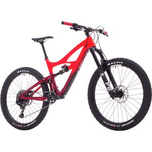 Ibis Mojo HD4 Carbon GX Eagle Complete Mountain Bike - 2018