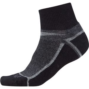 Ibex Quarter Crew Sock