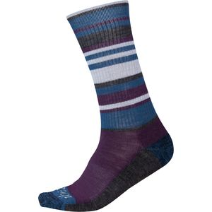 Ibex Multi Stripe Sock