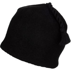Ibex Top Knot Hat