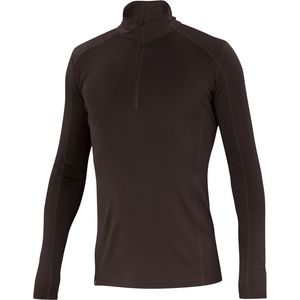 Ibex Woolies 2 Zip-Neck Top - Men's