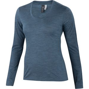 Ibex OD Heather Crew - Women's