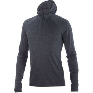 Ibex Hooded Indie Sweatshirt - Men's