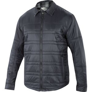 Ibex Wool Aire Shirt Jacket - Men's