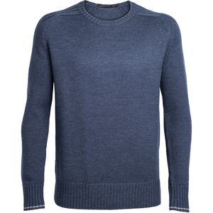 Icebreaker Spire Crewe Sweater - Men's