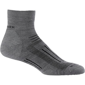 Icebreaker Hike Light Mini Sock - Men's