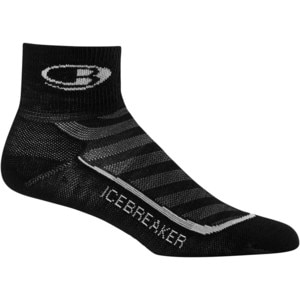 Icebreaker Run+ Light Cushion Mini Sock - Women's