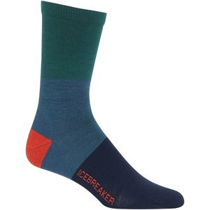 Icebreaker Lifestyle Ultralight Crew Sock - Men's