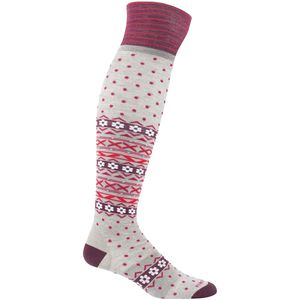 Icebreaker Lifestyle Fine Gauge Ultra Light Over The Knee Sock - Women's