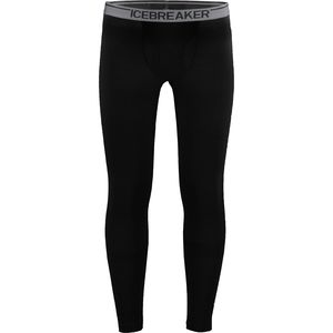 Icebreaker BodyFit 150 Ultralite Anatomica Leggings With Fly - Men's