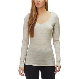 Icebreaker Siren LS Sweetheart Top - Women's