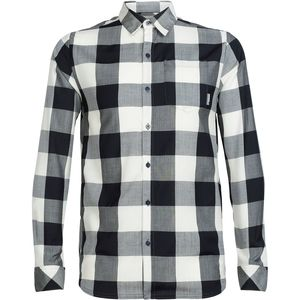 Icebreaker Departure II Plaid Shirt - Men's