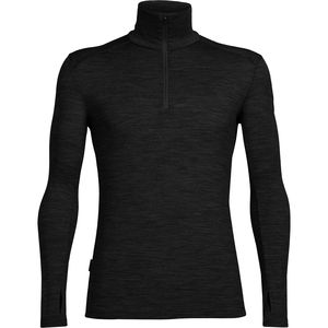 Icebreaker Bodyfit 260 Midweight Tech Top 1/2-Zip Crew - Men's