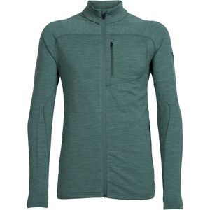 Icebreaker Mt Elliot Fleece Jacket - Men's