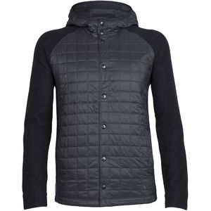 Icebreaker Departure Hooded Jacket - Men's