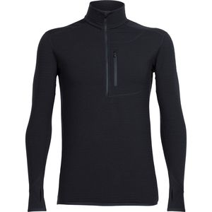 Icebreaker Descender Half-Zip Top - Men's