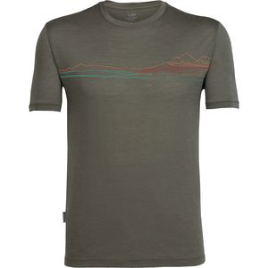 Icebreaker Tech Lite Waterline Crew - Men's