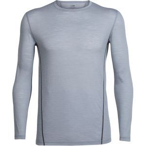 Icebreaker Aero Long-Sleeve Crewe Shirt - Men's