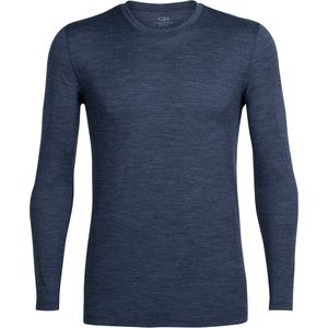 Icebreaker Tech Lite Long-Sleeve Crew Shirt - Men's