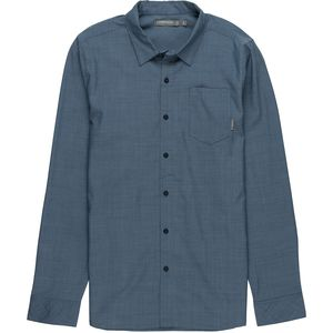 Icebreaker Departure II Shirt - Long-Sleeve - Men's