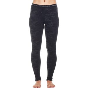 Icebreaker Vertex Leggings Flurry - Women's