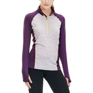 Icebreaker Comet 1/2-Zip Top - Women's