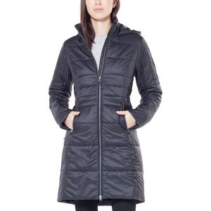 Icebreaker Stratus X 3/4 Hooded Jacket - Women's