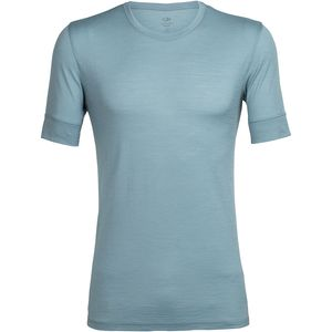 Icebreaker Men's City Lite Short-Sleeve Crewe - Men's