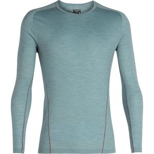 Icebreaker Strike Lite Long-Sleeve Crewe - Men's