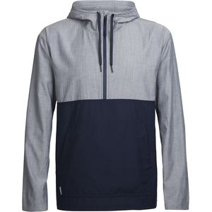 Icebreaker Escape Hooded Pullover - Men's