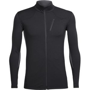 Icebreaker Fluid Zone Long-Sleeve Full-Zip Jacket - Men's