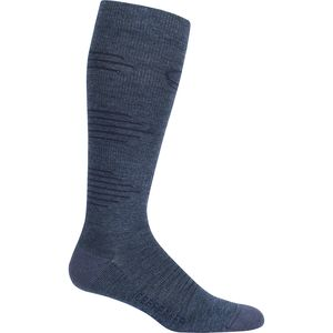 Icebreaker Hike+ Light Cushion Compression OTC Sock- Men's