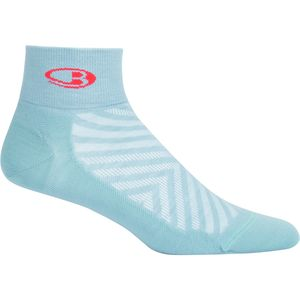 Icebreaker Run+ Mini Ultralite Cushion Sock - Women's