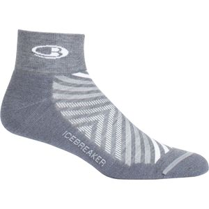 Icebreaker Run+ Mini Light Cusion Sock - Men's
