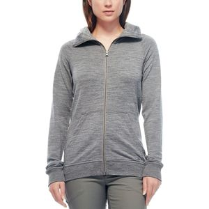 Icebreaker Crush Long-Sleeve Full-Zip Hoodie - Women's