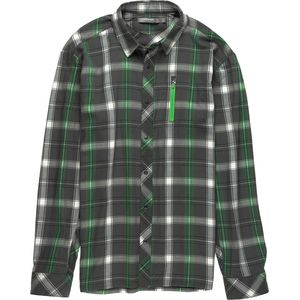 Icebreaker Compass II Plaid Shirt - Men's