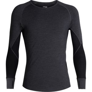 Icebreaker 260 Zone Long-Sleeve Crew Top - Men's