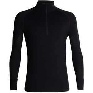 Icebreaker 260 Zone Long-Sleeve Half Zip Top - Men's