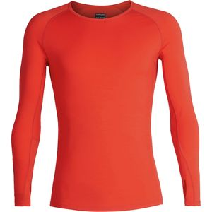 Icebreaker 200 Zone Long-Sleeve Crew Top - Men's