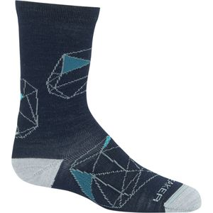 Icebreaker Lifestyle Ultralight Crew Sock  - Kids'