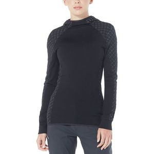 Icebreaker Affinity Thermo Hooded Pullover - Women's