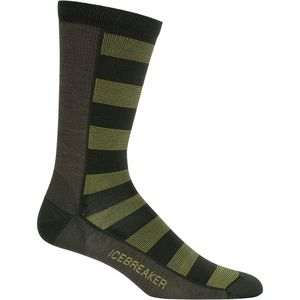 Icebreaker Lifestyle Ultra Light Crew Sock - Men's