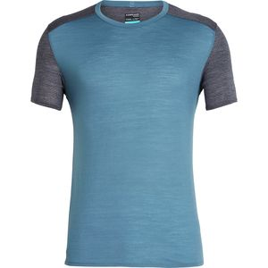 Icebreaker Amplify Short-Sleeve Crewe Shirt - Men's