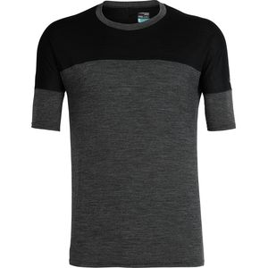 Icebreaker Kinetica Short-Sleeve Crewe Shirt - Men's