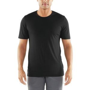 Icebreaker Solace Short-Sleeve Crew Shirt - Men's