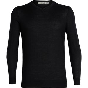 Icebreaker Quailburn V-Neck Sweater - Men's