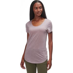 Icebreaker Solace SS Scoop Shirt - Women's